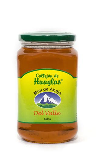 miel de abeja floracion del valle