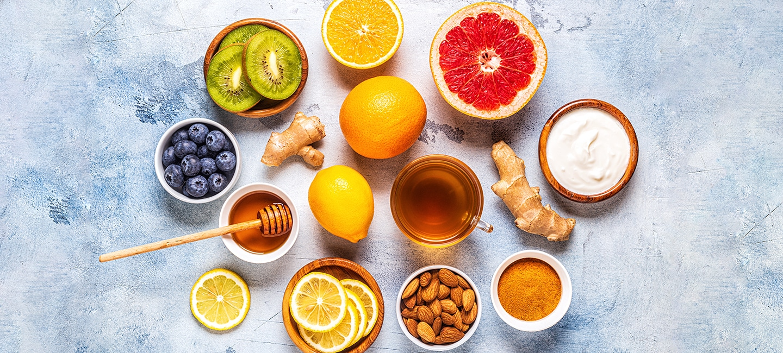 alimentos buenos para el sistema inmunologico